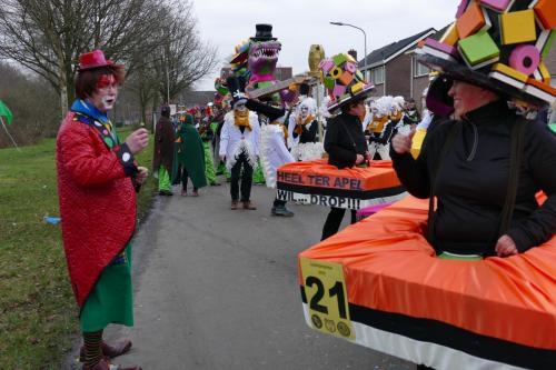 06-02-2016 Carnavals Optocht